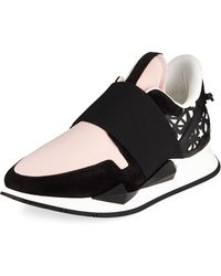 Givenchy - Colorblock Mixed Platform Sneakers - Lyst