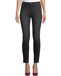 Cece by Cynthia Steffe | Classic Skinny Distressed Jeans | Lyst