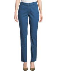 Lafayette 148 New York - Thompson Slim-leg Jeans - Lyst