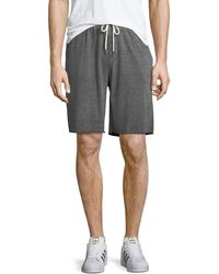 Threads For Thought - Men's Burnout Terry Shorts - Lyst