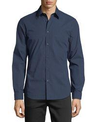 Ben Sherman - Optic Checkerboard Sport Shirt - Lyst