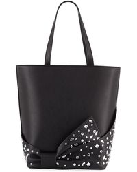 Christian Siriano - Morena Bow Tote Bag - Lyst