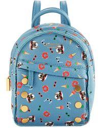 Hammitt - Shane Xs Winnie Dogs Leather Backpack - Lyst