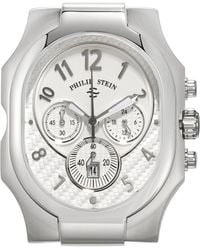 Philip Stein - Large Classic Chronograph Watch Head - Lyst