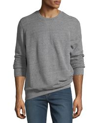 Sol Angeles - Men's Crewneck Thermal Sweatshirt - Lyst