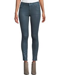 Parker Smith - Kam Mid-rise Ankle Skinny Jeans - Lyst