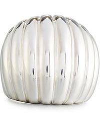 John Hardy - Bedeg Rippled Dome Ring - Lyst