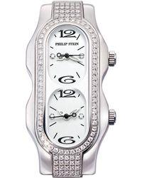 Philip Stein - Mini Signature Double Diamond Watch Head - Lyst