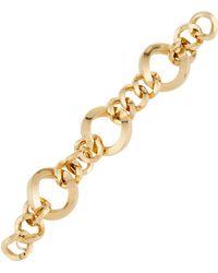 Roberto Coin - 18k Three-ring Round-link Bracelet - Lyst