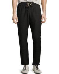 Antony Morato - Men's Textured Slub Sweatpants - Lyst