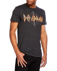 Chaser - Men's Triblend Def Leppard Armageddon T-shirt - Lyst