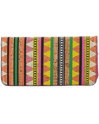Neiman Marcus - Multicolor Slim Travel Organizer - Lyst