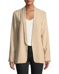 The Fifth Label - Unspoken Open-front Blazer - Lyst