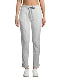 Marc New York - Skinny French-terry Trouser Pants - Lyst
