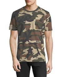 Wesc - Maxwell Camouflage Tee - Lyst