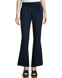 Young Fabulous & Broke | Carlisle Linen Wide-leg Pants | Lyst