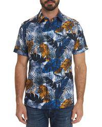 Robert Graham - Men's Palm Bay Sport Shirt - Lyst