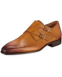42a85fbf2ff Lyst - Cole Haan Fairmont Penny Ii Two-tone Leather Loafer in Brown ...