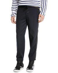 Public School - Ras Drawstring-waist Knit Pants - Lyst