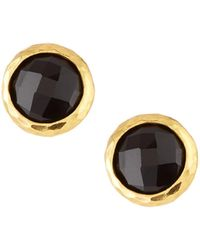 Gurhan - Galapagos Black Onyx Stud Earrings - Lyst