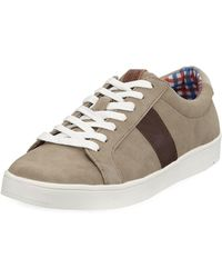 Ben Sherman | Ashton Union Jack Low-top Sneaker | Lyst
