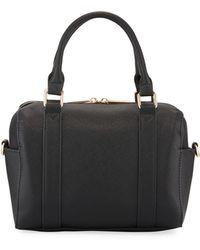 Neiman Marcus - Saffiano Mini Duffel Bag - Lyst
