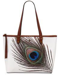 Elliott Lucca - Aria Floral-print Shoulder Tote Bag - Lyst