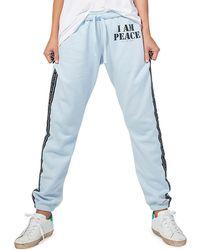 Peace Love World - Love Life Jogger Sweatpants - Lyst
