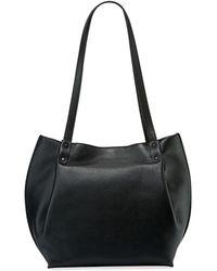 Steven Alan - Kora Santa Fe Leather Shopper Tote Bag - Lyst