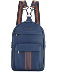 Robert Graham - Perforated Faux-leather Mini Backpack - Lyst