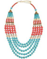 Nakamol - Multi-strand Necklace - Lyst