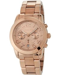 MICHAEL Michael Kors - 41.5mm Mercer Chronograph Bracelet Watch - Lyst