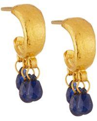 Gurhan - 24k Sapphire Dew Briolette Earrings - Lyst