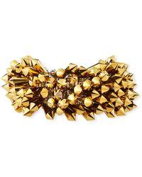 Panacea - Wide Spikes Bracelet - Lyst
