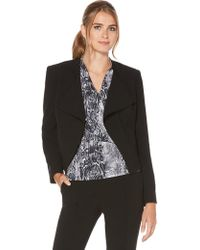 Laundry by Shelli Segal - Moto Jacket - Lyst