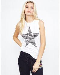 Lauren Moshi - Ashlin Vintage Stripe Star - Lyst