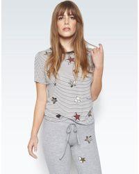 Lauren Moshi - Paulina Pop Stars S/s Tee - Lyst
