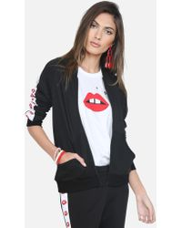 Lauren Moshi - Bitsy Red Gap Mouth - Lyst