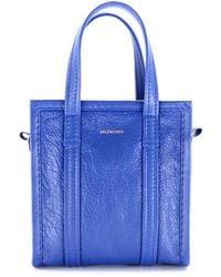 Lyst - Givenchy Small Antigona Bag in Blue 77987926ea
