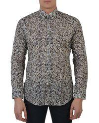 Fendi - Camicia Multicolore - Lyst