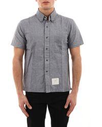 Thom Browne - Light Blue Shirt - Lyst