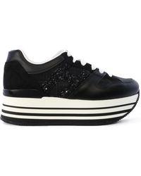 2f5cec37704a Hogan - Maxi 222 Sneakers - Lyst