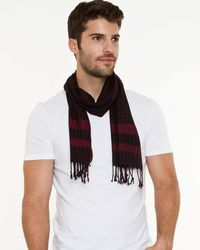 Le Chateau - Lightweight Check Scarf - Lyst