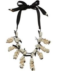 Lele Sadoughi | Shell Collector Necklace | Lyst