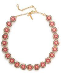 Lele Sadoughi - Sundial Necklace - Lyst
