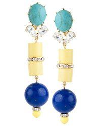 Lele Sadoughi - Vessel Earrings - Lyst