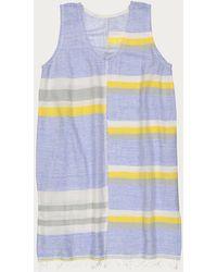 lemlem - Mimi Split Tank Dress - Lyst