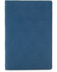 Liberty | Passport Cover In Iphis Debossed Leather | Lyst