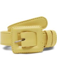 Paloma Wool - Centauro Square Buckle Belt - Lyst