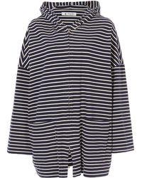 Barena | Navy Luna Stripe Sweatshirt | Lyst